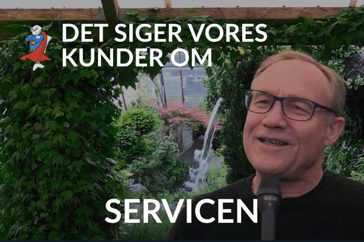 Video Service Superkoi Havedamscenter