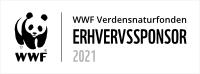 WWF Erhvervssponsor 2021 logo